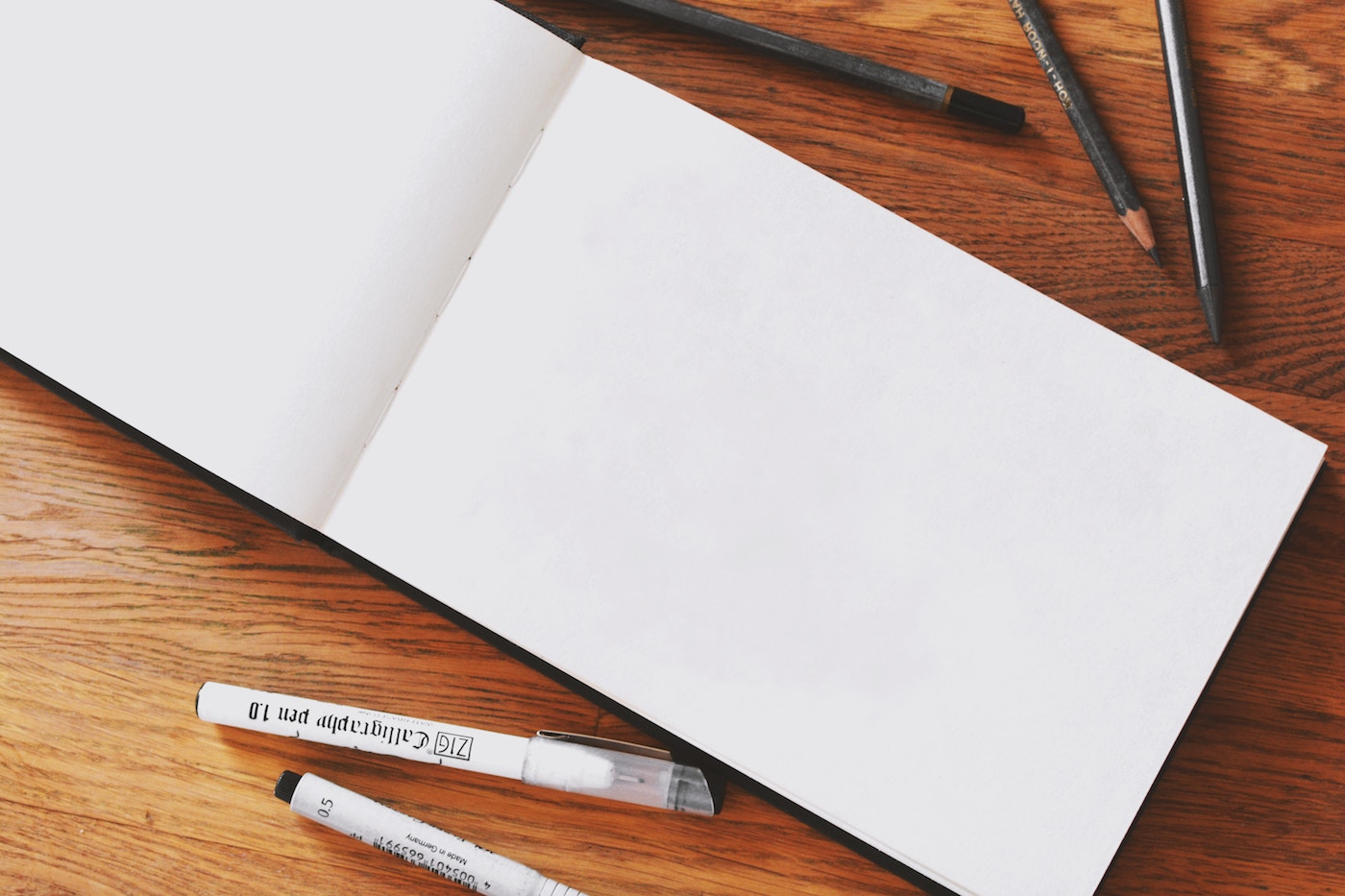 How to start a sketchbook